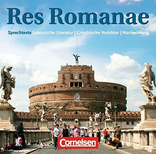 9783061200350: Res Romanae. CD