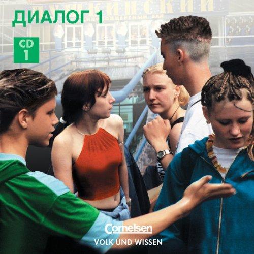 9783061200787: Dialog 1. CD 1: Ubungen zur Aussprache und Intonation sowie zur Entwicklung des Horverstehes. Lektionen 1-6