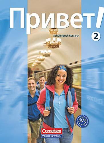 9783061201289: Privet! (Hallo!) 02. Schülerbuch