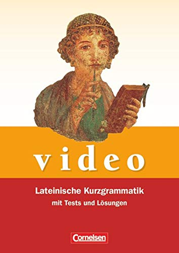 9783061201531: Video. Lateinische Kurzgrammatik mit Tests und Losungen
