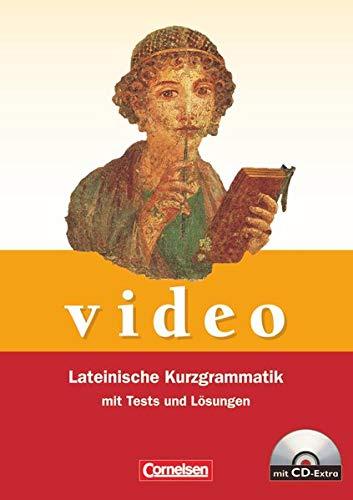 9783061201876: Lateinische Kurzgrammatik: Grammatik mit Tests, Lösungen und CD-Extra. CD-ROM und CD auf einem Datenträger