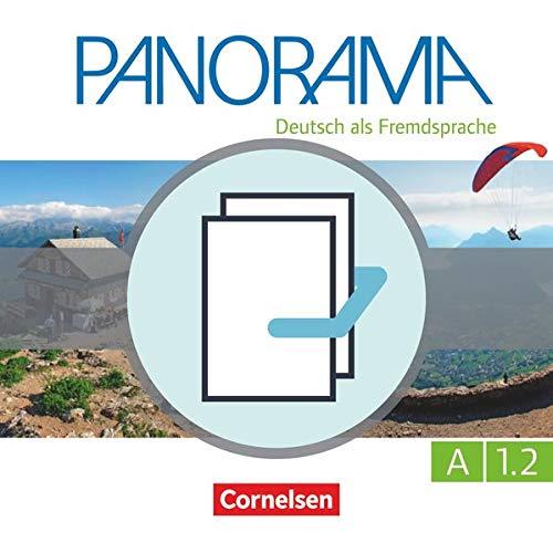 9783061203016: Panorama A1: Teilband 2 - Kursbuch und Übungsbuch DaZ: 120477-8 und 120603-1 im Paket