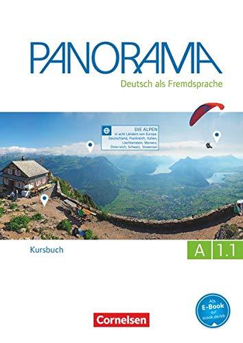9783061204723: Panorama in Teilbanden: Kursbuch A1.1