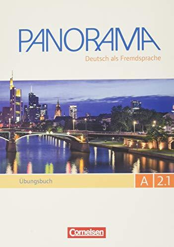 9783061204747: Panorama in Teilbanden: Ubungsbuch Daf A2.1 Mit Audio-CD