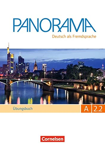9783061204785: Panorama in Teilbanden: Ubungsbuch Daf A2.2 Mit Audio-CD