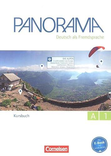 9783061204822: Panorama A1 Libro de curso: Mit Augmented-Reality-Elementen