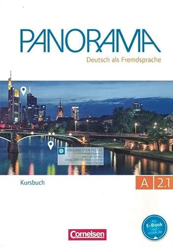 9783061204884: Panorama A2.1 Libro de curso: Kursbuch A2.1