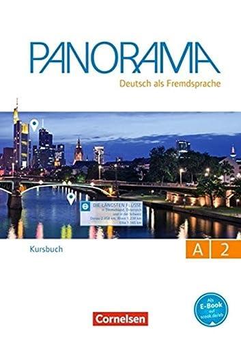 9783061204983: Panorama A2: Gesamtband - Kursbuch mit Augmented-Reality-Elementen