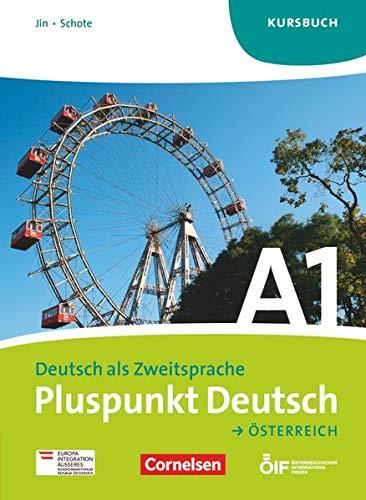 9783061205294: Pluspunkt Deutsch A1: Gesamtband. Kursbuch Österreich