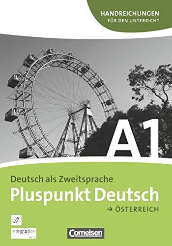 9783061205331: Pluspunkt Deutsch A1: Gesamtband. Handreichungen für den Unterricht mit Kopiervorlagen. Österreich