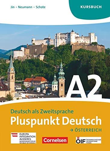 9783061205348: Pluspunkt Deutsch A2: Gesamtband. Kursbuch Österreich