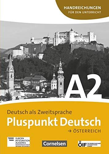 9783061205386: Pluspunkt Deutsch A2: Gesamtband. Handreichungen für den Unterricht mit Kopiervorlagen. Österreich