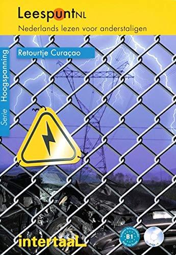 9783061205454: LeespuntNL - Serie Amsteldijk B1. Retourtje Curacao: Lesebuch mit beiliegender CD