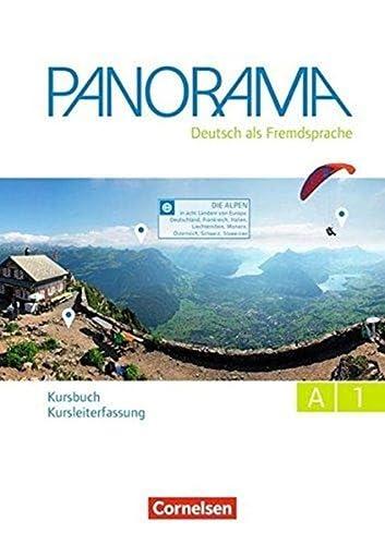 9783061205591: Panorama A1. Libro del profesor