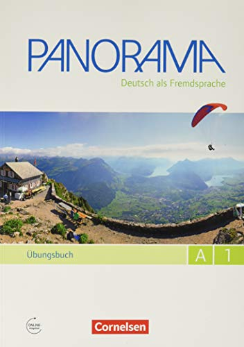 9783061205607: Panorama: Ubungsbuch A1 mit Audio-CDs DaF