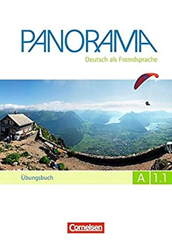 9783061205614: Panorama in Teilbanden: Ubungsbuch A1.1 Mit Daf-Audio-CD