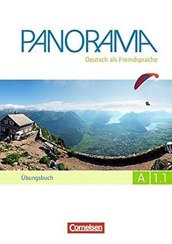 9783061205614: Panorama in Teilbanden: Ubungsbuch A1.1 Mit Daf-Audio-CD