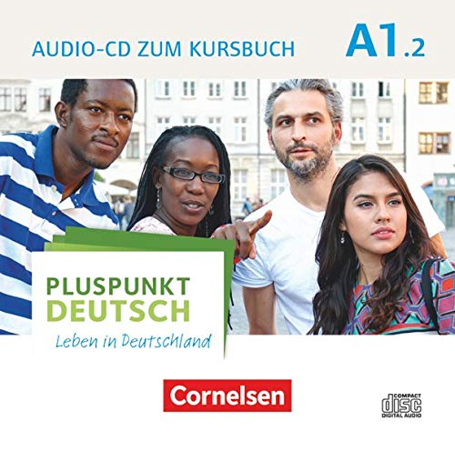 9783061205683: Pluspunkt Deutsch - einfach gut A1: Teilband 02. Audio-CD zum Kursbuch