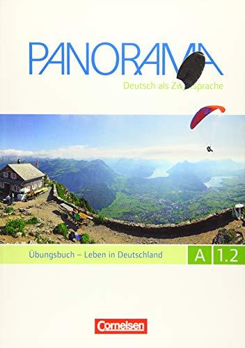 9783061206031: Panorama A1: Teilband 2 Leben in Deutschland: Übungsbuch DaZ mit Audio-CD