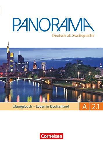 9783061206048: Panorama A2: Teilband 1 Leben und Arbeiten in Deutschland: Übungsbuch mit DaZ-Audio-CD