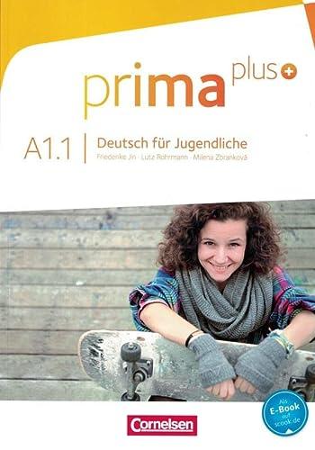 9783061206321: Prima Plus A1.1 Libro de curso: Schulerbuch A1.1