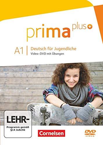 9783061206383: Prima plus A1: Gesamtband. Video-DVD [Alemania]