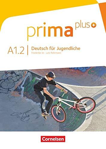 9783061206390: Prima Plus: Schulerbuch A1.2