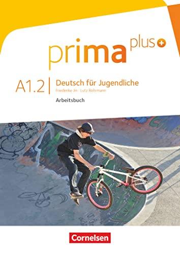 9783061206406: Prima Plus A1.2 Ejercicios (INcluye CD)