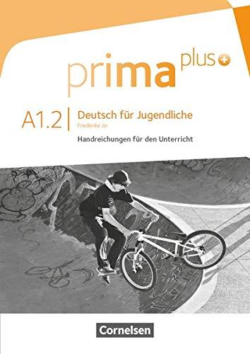 9783061206420: Prima plus A1.2. Libro del profesor