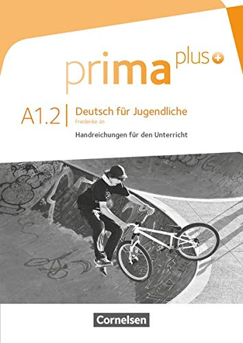 9783061206420: Prima Plus: Handreichungen Fur Den Unterricht A1.2
