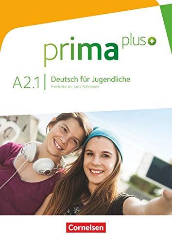 9783061206437: Prima Plus A2.1 Libro De Curso