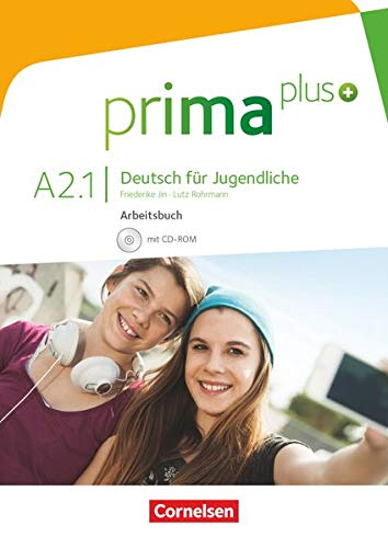 9783061206444: Prima Plus A2.1 Libro De Ejercicios (Incluye Cd)