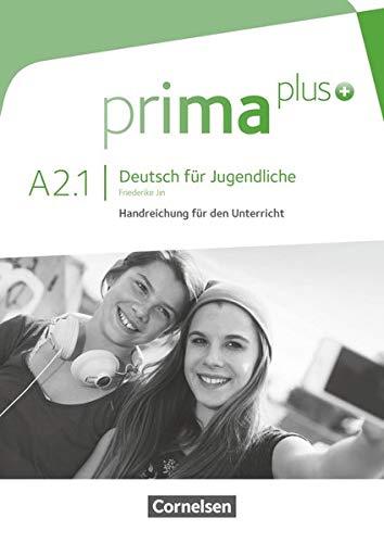 9783061206468: Prima Plus A2: 1 Libro De Profesor