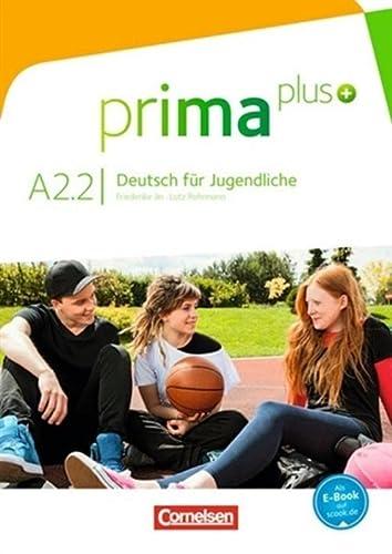 9783061206499: Prima Plus A2.2 Libro de Curso