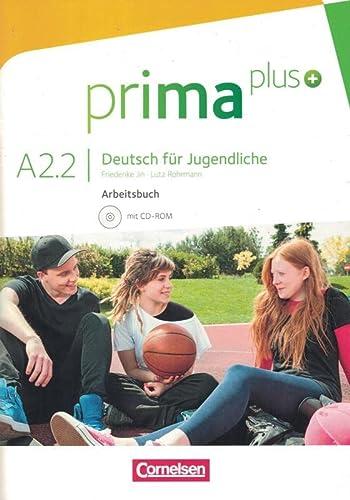 9783061206505: Prima Plus A2.2 Libro de Ejercicios (Incluye CD)