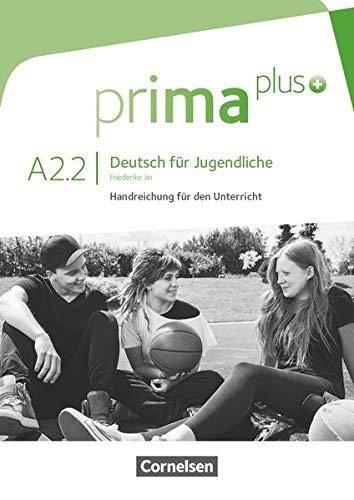 9783061206529: Prima Plus A2.2 Libro del profesor
