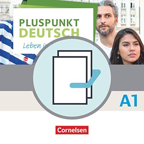 9783061207274: Pluspunkt Deutsch - einfach gut A1: Gesamtband. Arbeitsbuch und Kursbuch: 120555-3 und 120552-2 im Paket