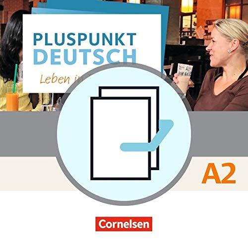 9783061207304: Pluspunkt Deutsch - Leben in Deutschland A2: Gesamtband - Arbeitsbuch und Kursbuch: 120556-0 und 120553-9 im Paket