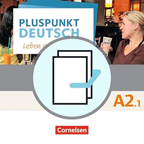 9783061207311: Pluspunkt Deutsch A2: Teilband 1. Arbeitsbuch und Kursbuch