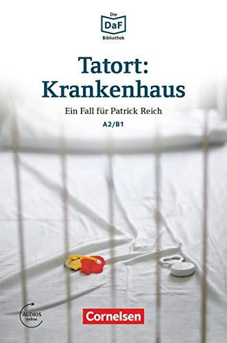 Tatort: Krankenhaus - Eine Ausweglose Situation: Volker Borbein, Marie-Claire