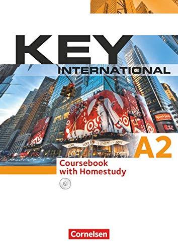 9783061210526: Key - Internationale Ausgabe A2. Kursbuch mit CDs