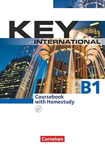 9783061210557: Key - Internationale Ausgabe B1. Kursbuch mit CDs
