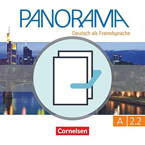9783061210861: Panorama A2: Teilband 2 - Kursbuch und Übungsbuch DaZ