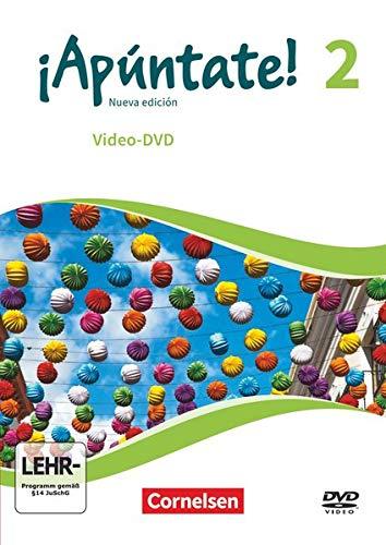 9783061211240: ¡Apúntate! Band 2 - Video-DVD [Alemania]
