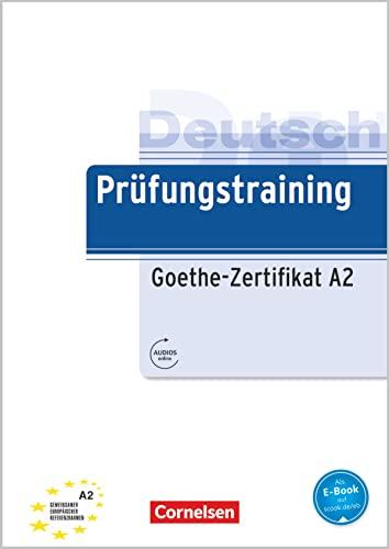 9783061217730 Prufungstraining Daf Goethe Zertifikat A2