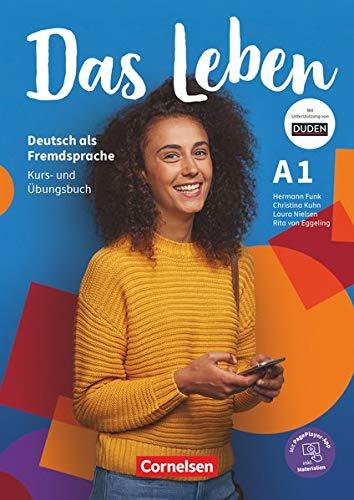 9783061220891: Das Leben A1 - Libro De curso y Ejercicios: Mit PagePlayer-App inkl. Audios, Videos, Texten und Übungen
