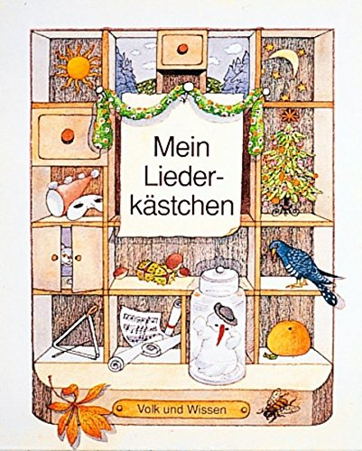 9783061501020: Mein Liederkästchen.