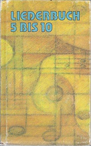 9783061505141: Lothar Höchel: Liederbuch für die Klassen 5 bis 10