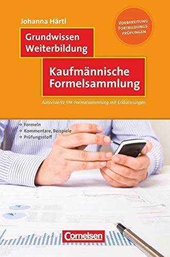 9783061510329: Allgemeiner Band - Kaufm�nnische Formelsammlung