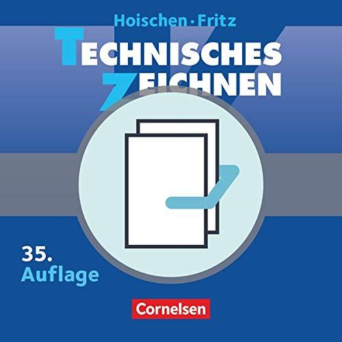 Technisches Zeichnen Paket : 151040-4 und 151042-8 im Paket: Hans Hoischen